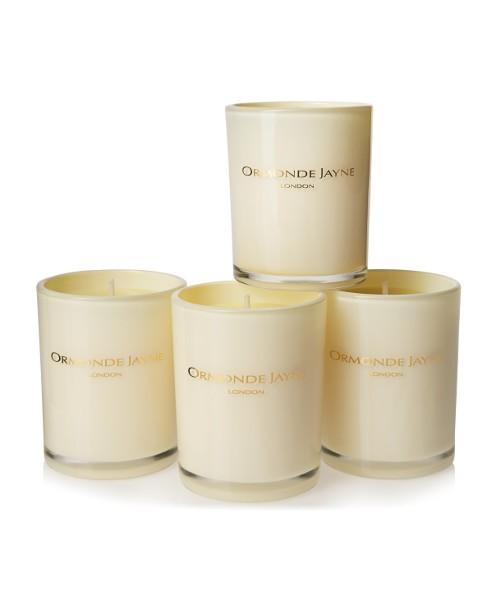 Ormonde Jayne Mini Candle Set 2- Frangipani, Orris Noir, Ormonde, Tolu
