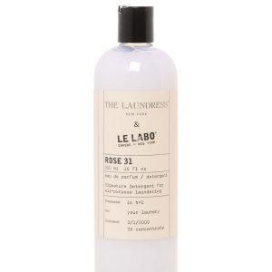 The Laundress & Le Labo Rose 31