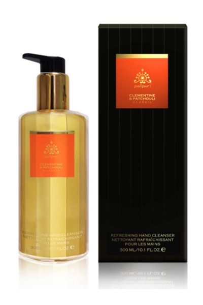 Clementine & Patchouli Refreshing Hand Cleanser