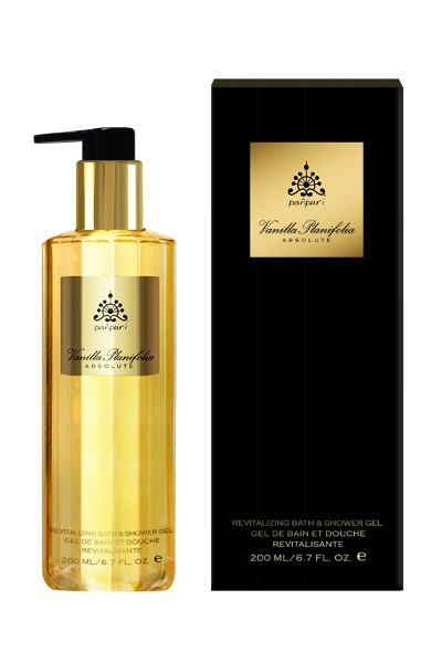 Vanilla Planifolia Revitalizing Bath & Shower Gel