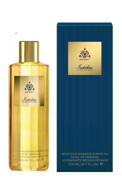 Indochine Soothing Massage and Body Oil