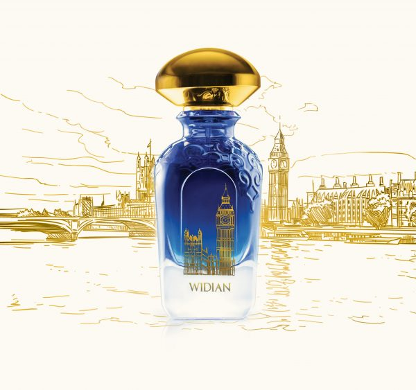 Widian Sapphire Collection London - 50 ml
