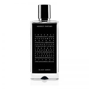 Agonist Black Amber EDP 50 ML